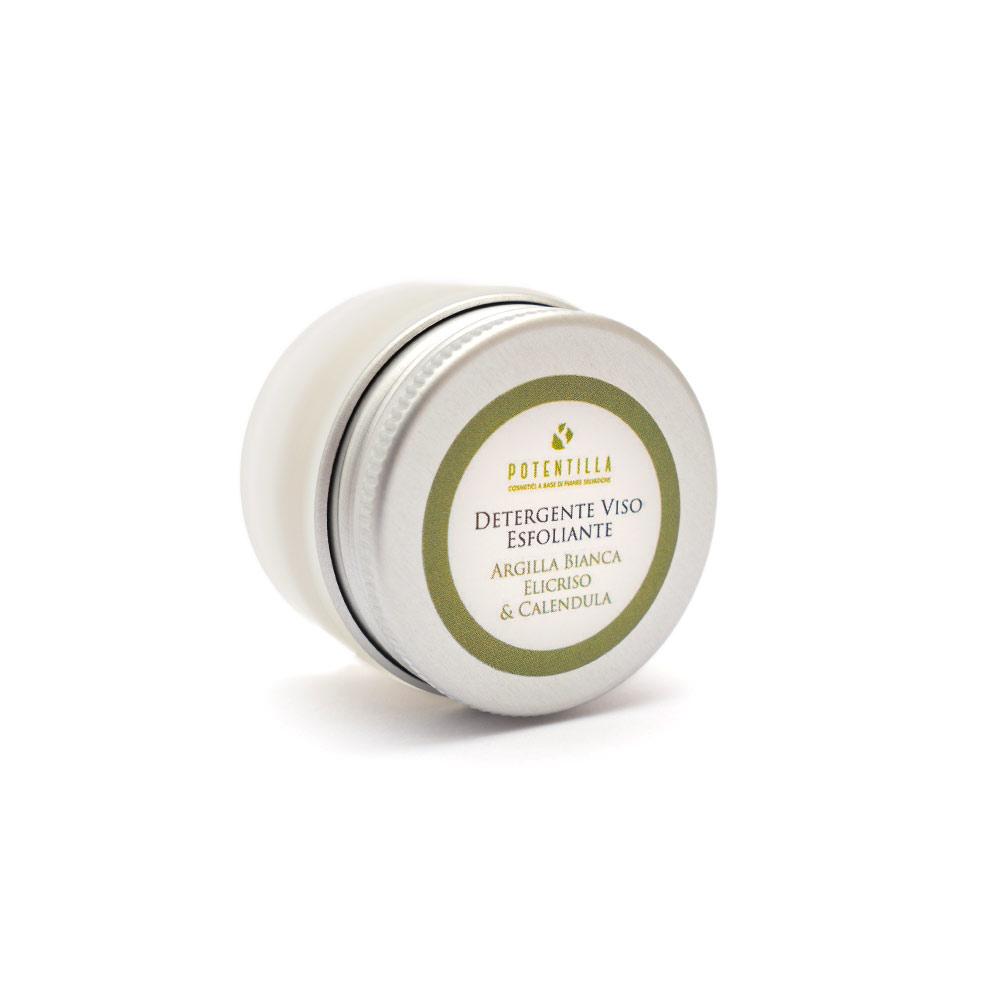 Detergente viso con delicata azione esfoliante (15 ml)